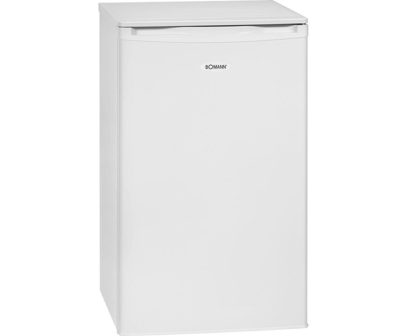 BOMANN Kühlschrank KS 163.1, 84.7 cm hoch, 49.4 cm breit, Energieeffizienzklasse A+