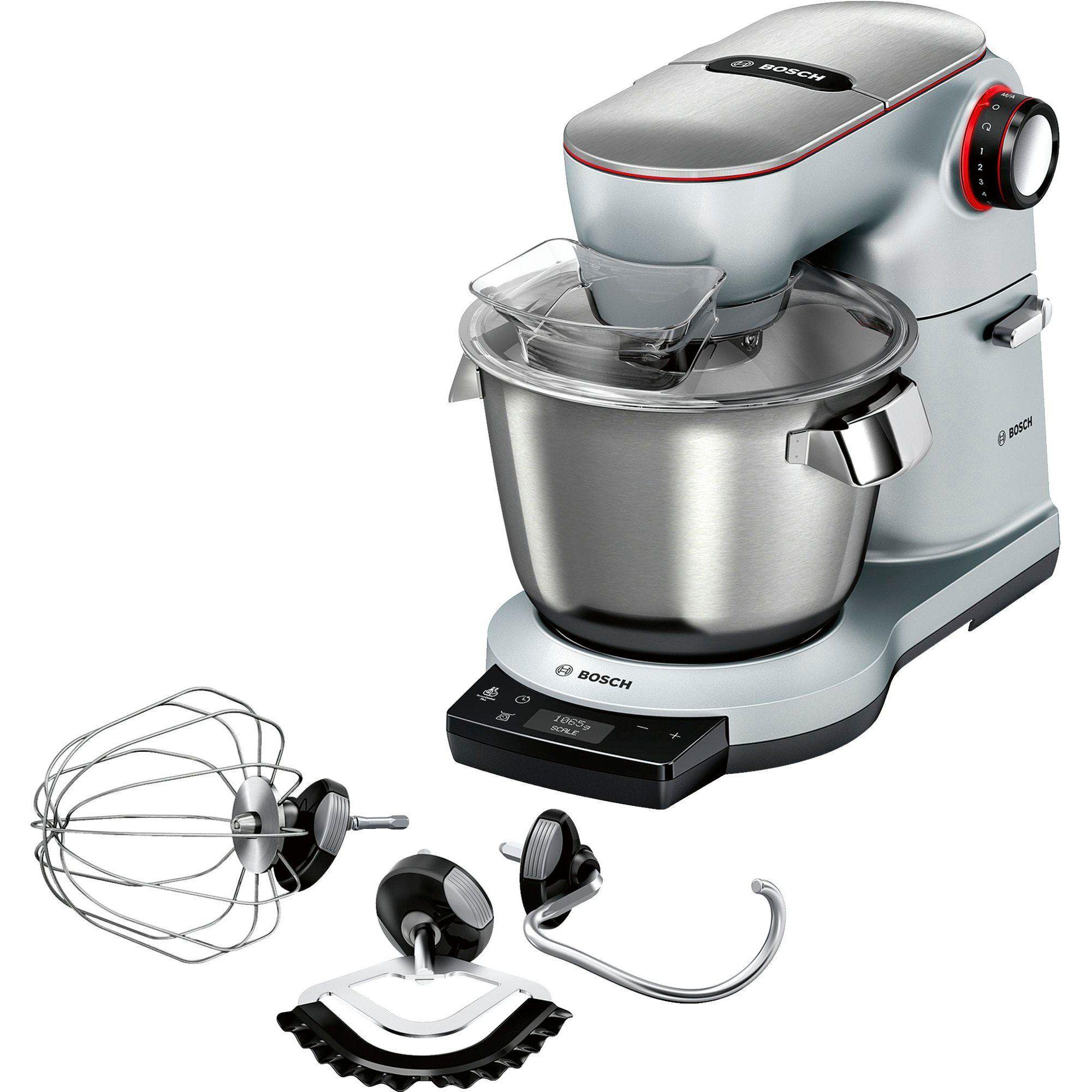 Bosch Küchenmaschine OptiMUM MUM9AX5S00, mit Profi-Patisserie-Set