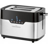 proficook toaster pc-ta 1170, 2 kurze schlitze, für 2 scheiben, 920 w