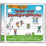 Universal CD Die 30 besten Spiel- und Bewegungslieder