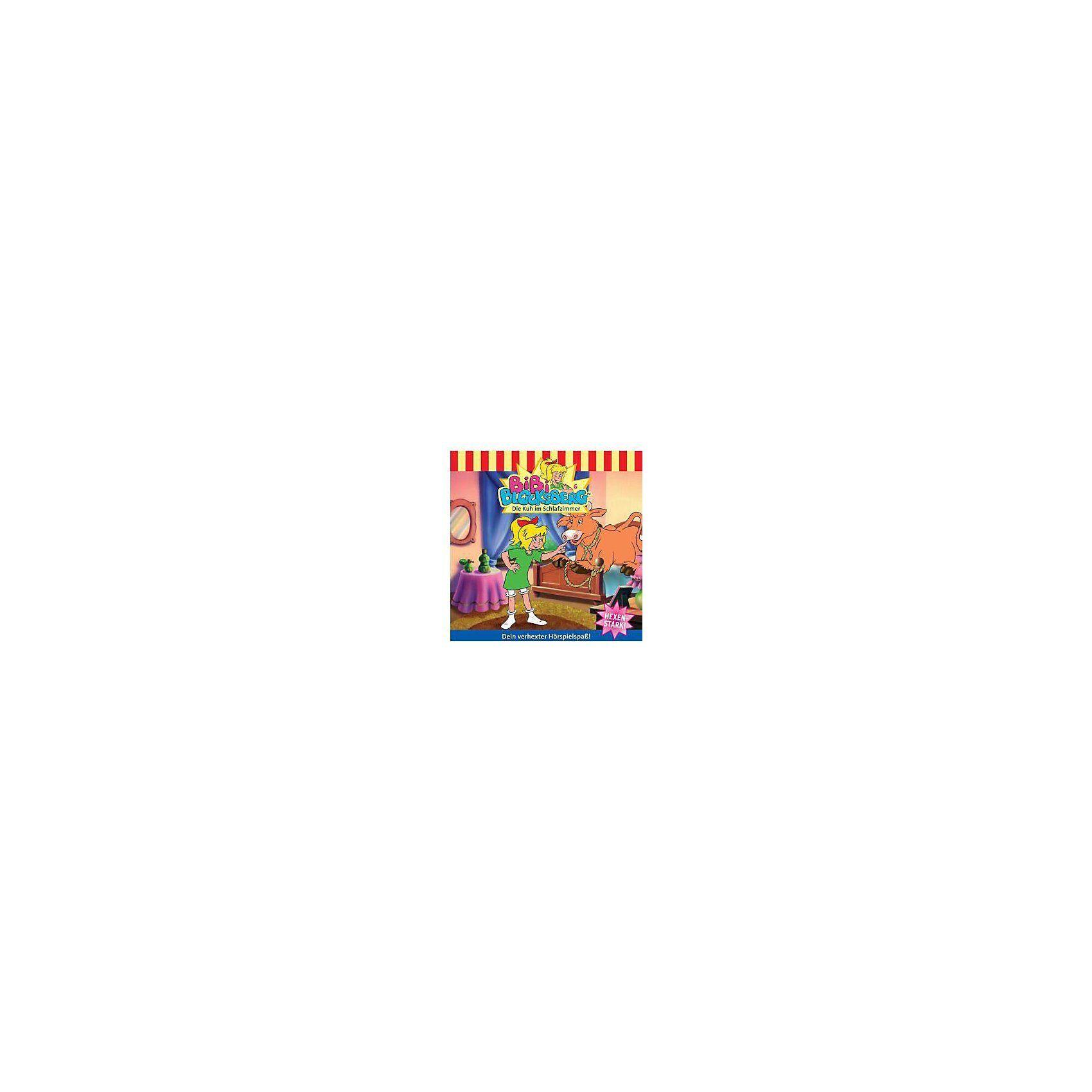 Kiddinx CD Bibi Blocksberg 06 - Die Kuh im Schlafzimmer