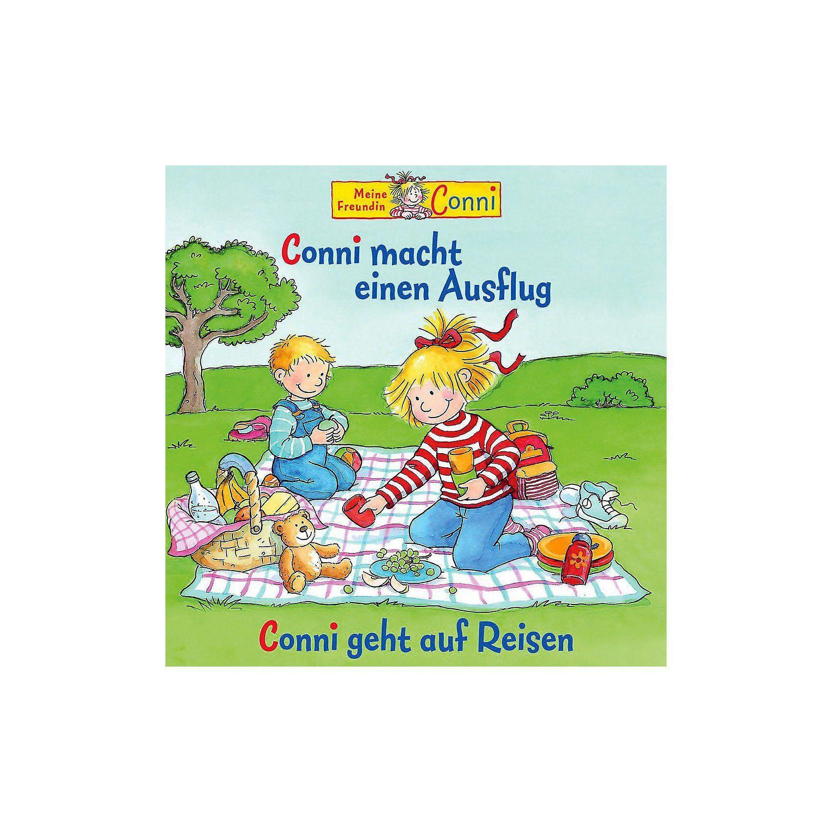 Universal CD Conni-38: Conni Macht Einen Ausflug/Geht Auf Reise