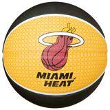 Spalding NBA Team-Ball Miami Heat (73-646Z) Basketball, gelb / schwarz