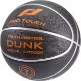Pro Touch Basketball Dunk Gr. 5, schwarz-orange, orange/schwarz