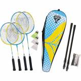 """Talbot-Torro Badminton Set """"Family"""", gelb"""