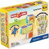 Geomag™ Magnetspielbausteine »MAGICUBEAnimalFriends«, (7 St), bunt