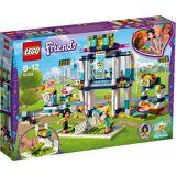 Lego Konstruktionsspielsteine »Stephanies Sportstadion (41338), Friends«, (460 St), bunt