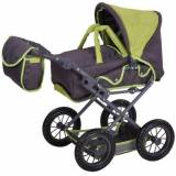 Knorrtoys® Puppenwagen »Ruby - tec green«