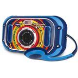 Vtech® »Kidizoom Touch 5.0« Kinderkamera (5 MP, mit Musik), blau-bunt