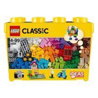 lego konstruktionsspielsteine »große steine-box (10698), classic«, (790 st)