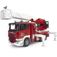 bruder® spielzeug-auto »bruder 03590 scania r-serie feuerwehr«
