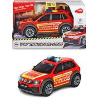 dickie toys spielzeug-auto »vw tiguan r-line fire car«