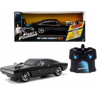jada rc-auto »fast & furious, doms dodge charger r/t«