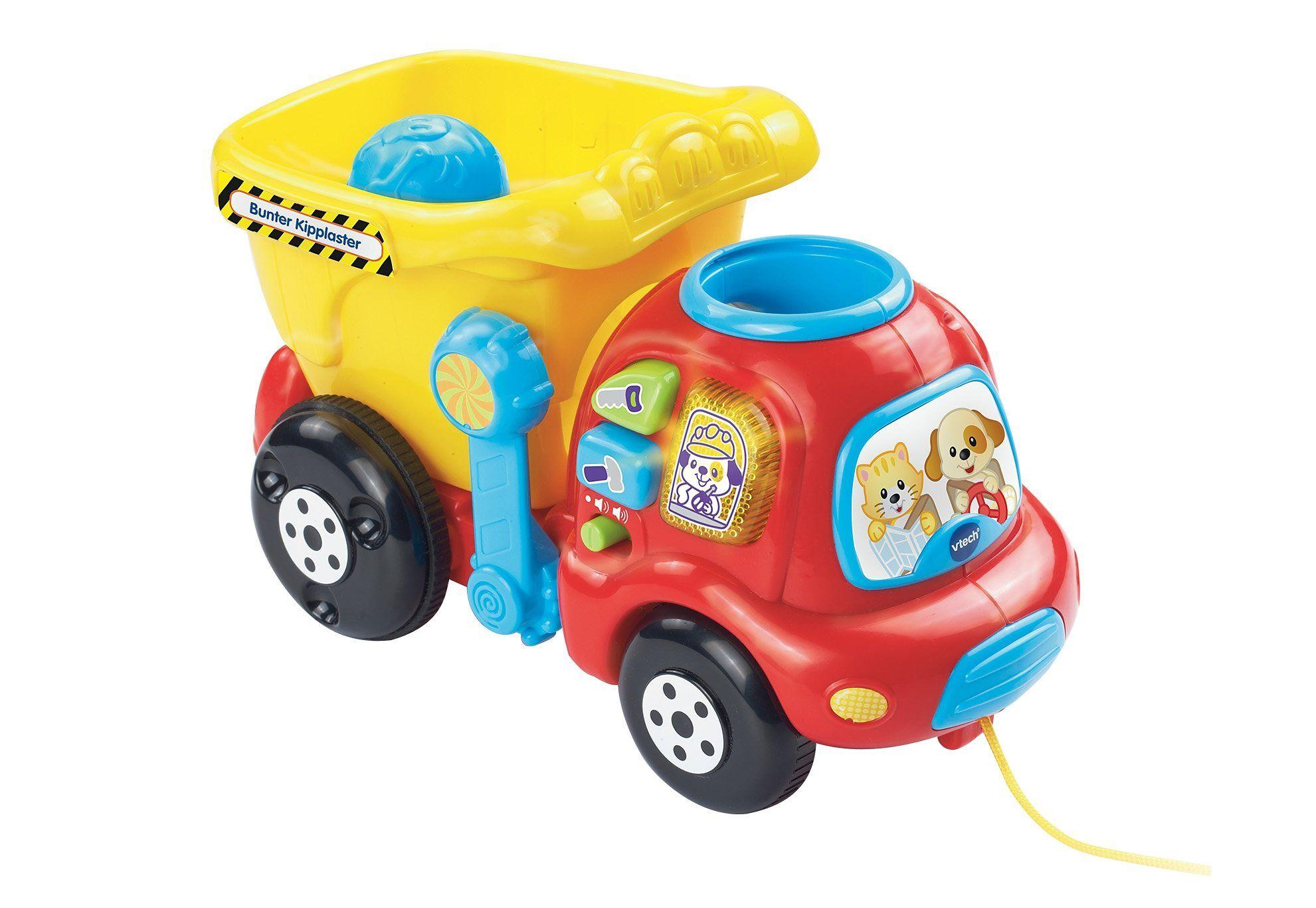 Vtech® Spielzeug-LKW »VTech Baby, Bunter Kipplaster«, bunt