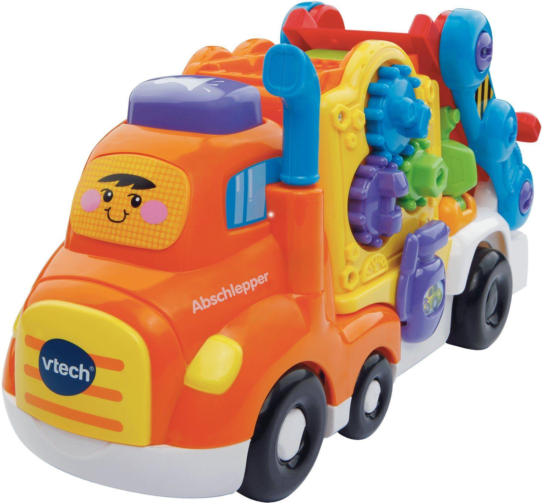 Vtech® Spielzeug-Auto »Tut Tut Baby Flitzer Abschlepper«, mit Licht und Sound, bunt