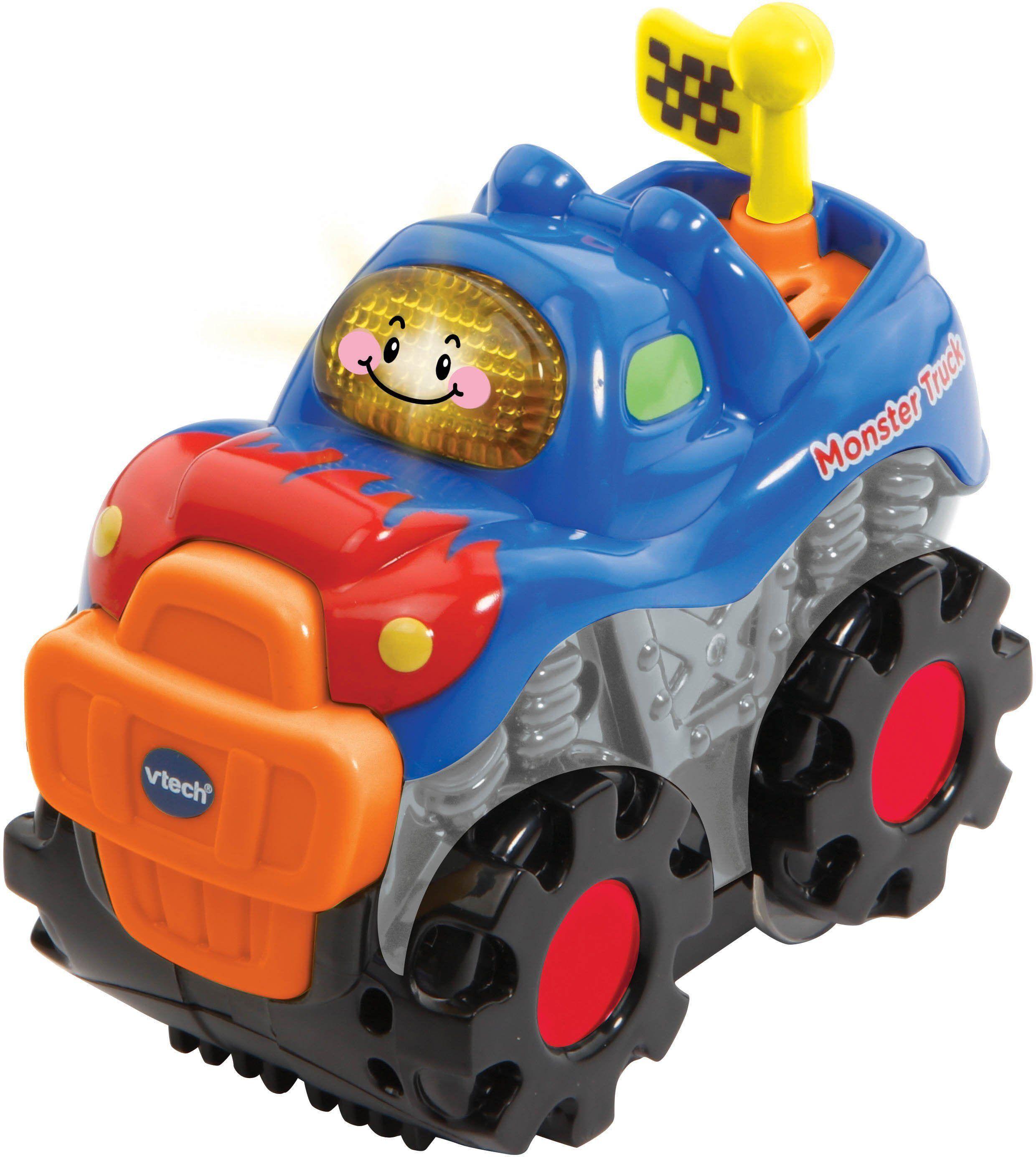 Vtech® Spielzeug-Auto »Tut Tut Baby Flitzer Monster Truck«, mit Licht und Sound, bunt