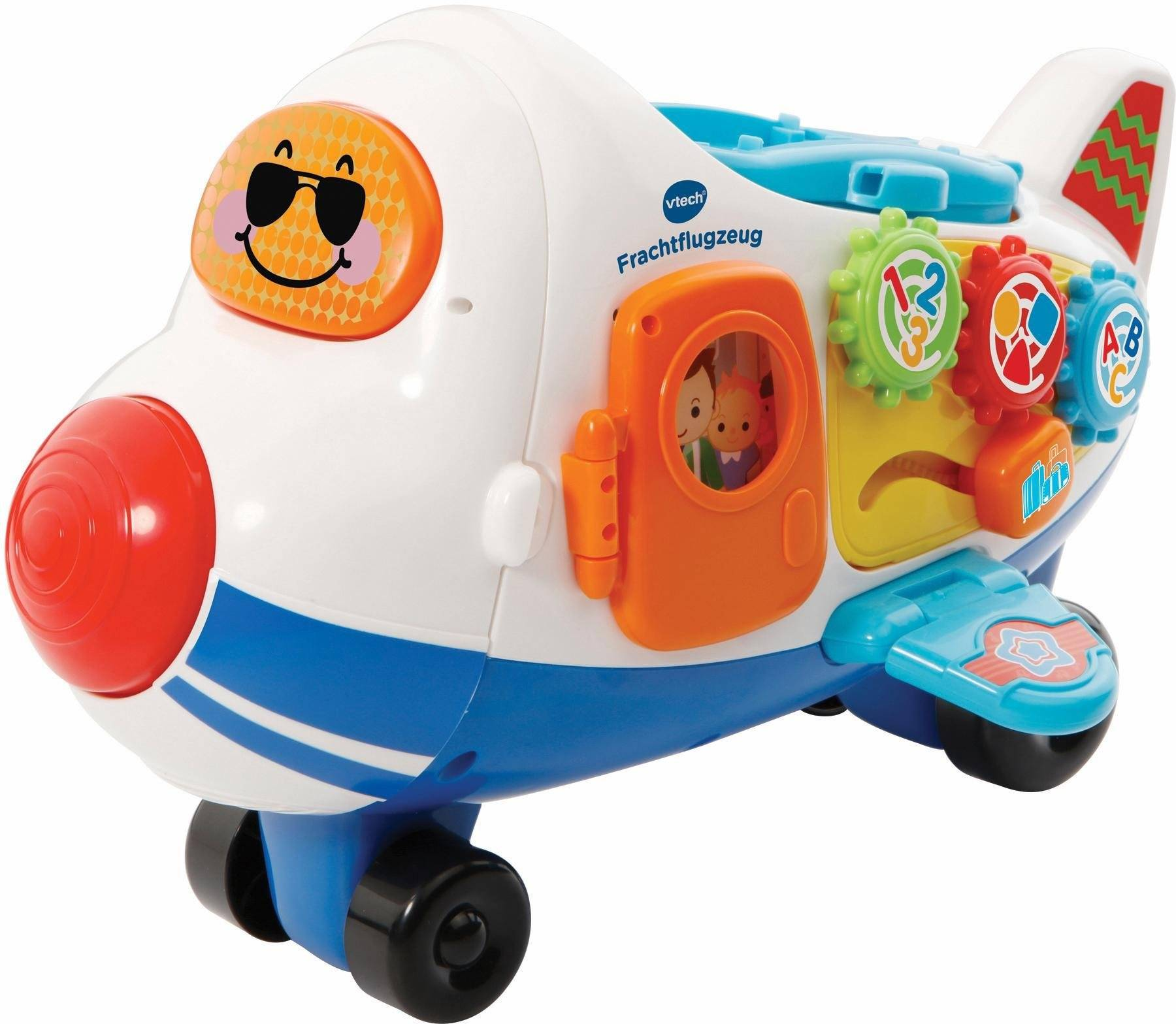 Vtech® Spielzeug-Flugzeug »Tut Tut Baby Flitzer Frachtflugzeug«