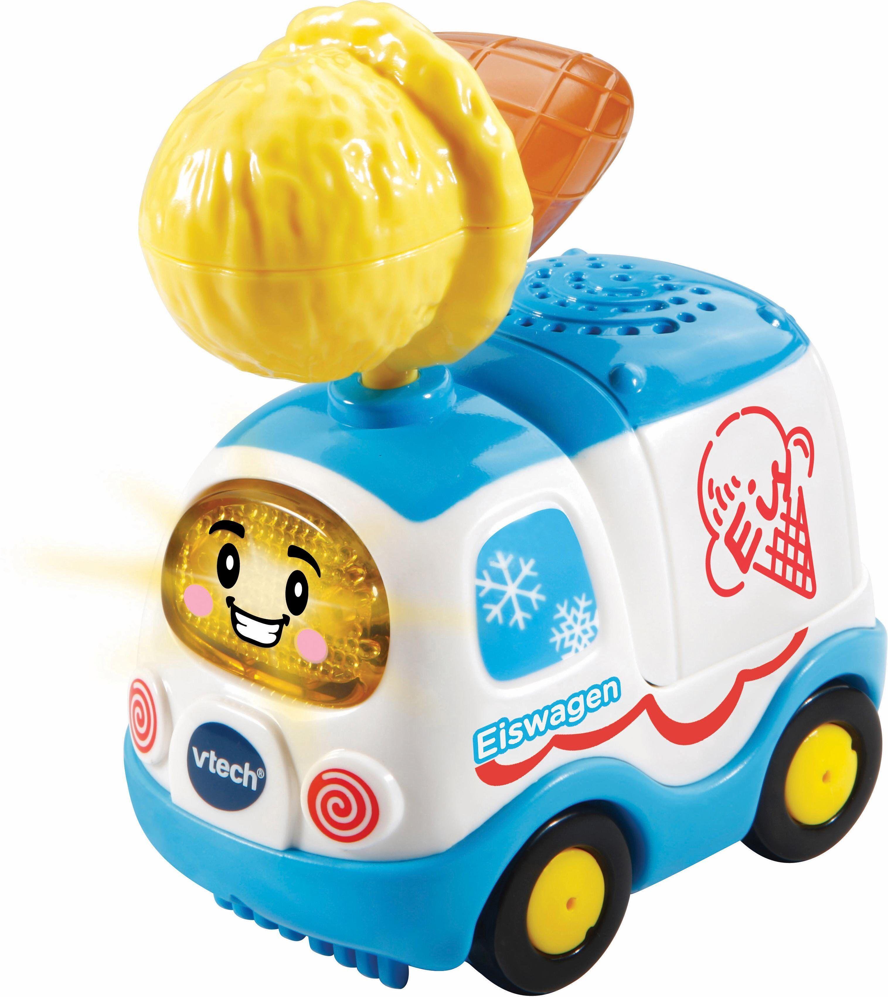Vtech® Spielzeug-Auto »Tut Tut Baby Flitzer Special Edition Eiswagen«
