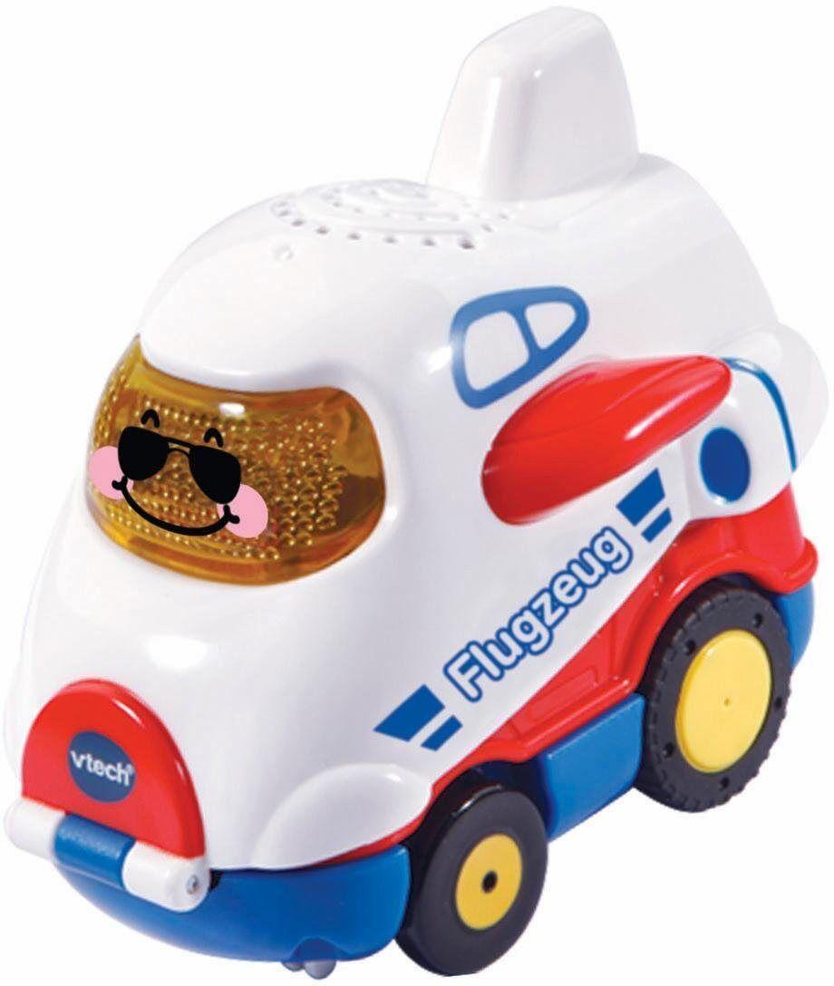 Vtech® Spielzeug-Auto »Tut Tut Baby Flitzer Press & Go Flugzeug«, bunt