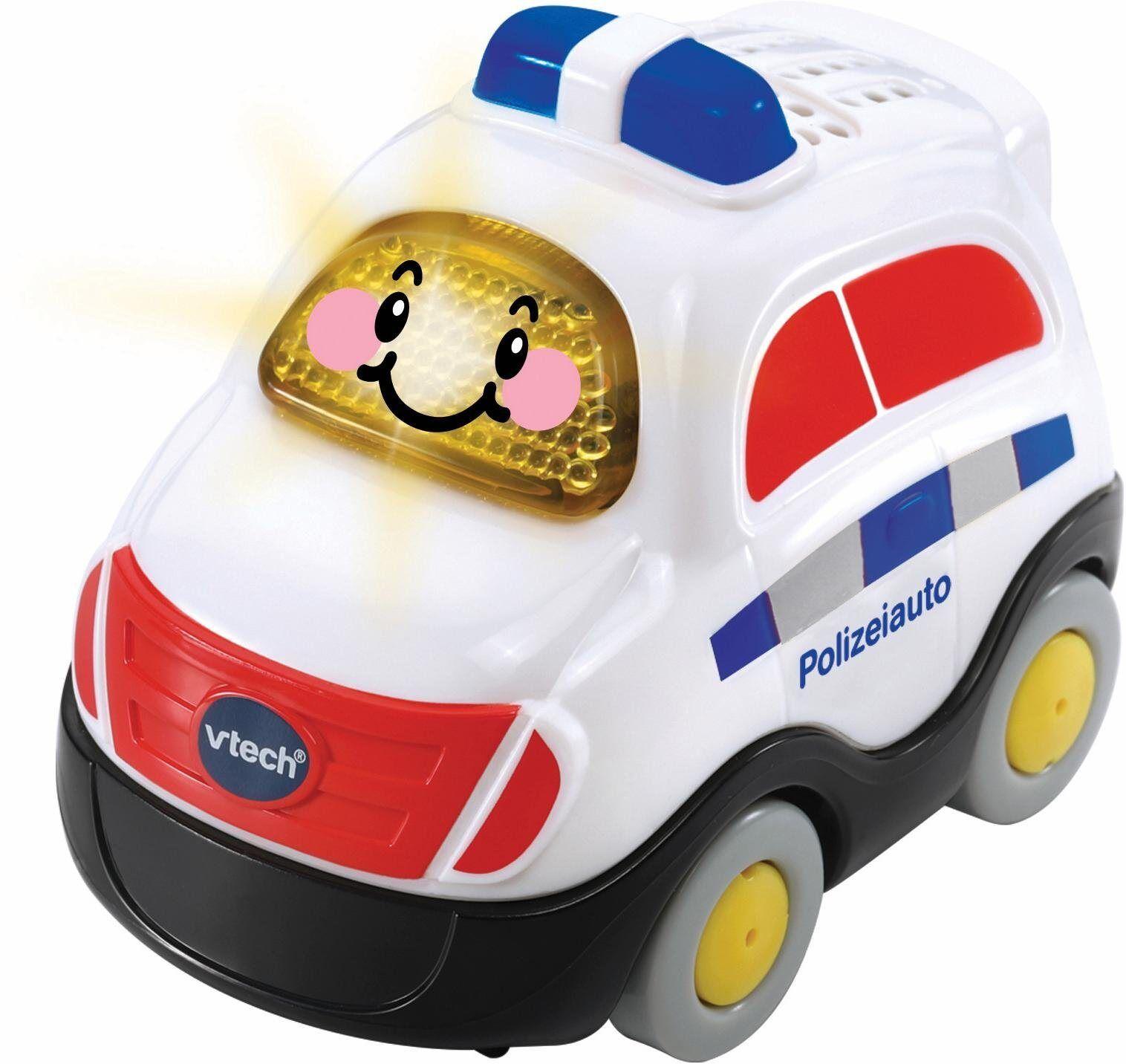 Vtech® Spielzeug-Auto »Tut Tut Baby Flitzer Polizeiauto«
