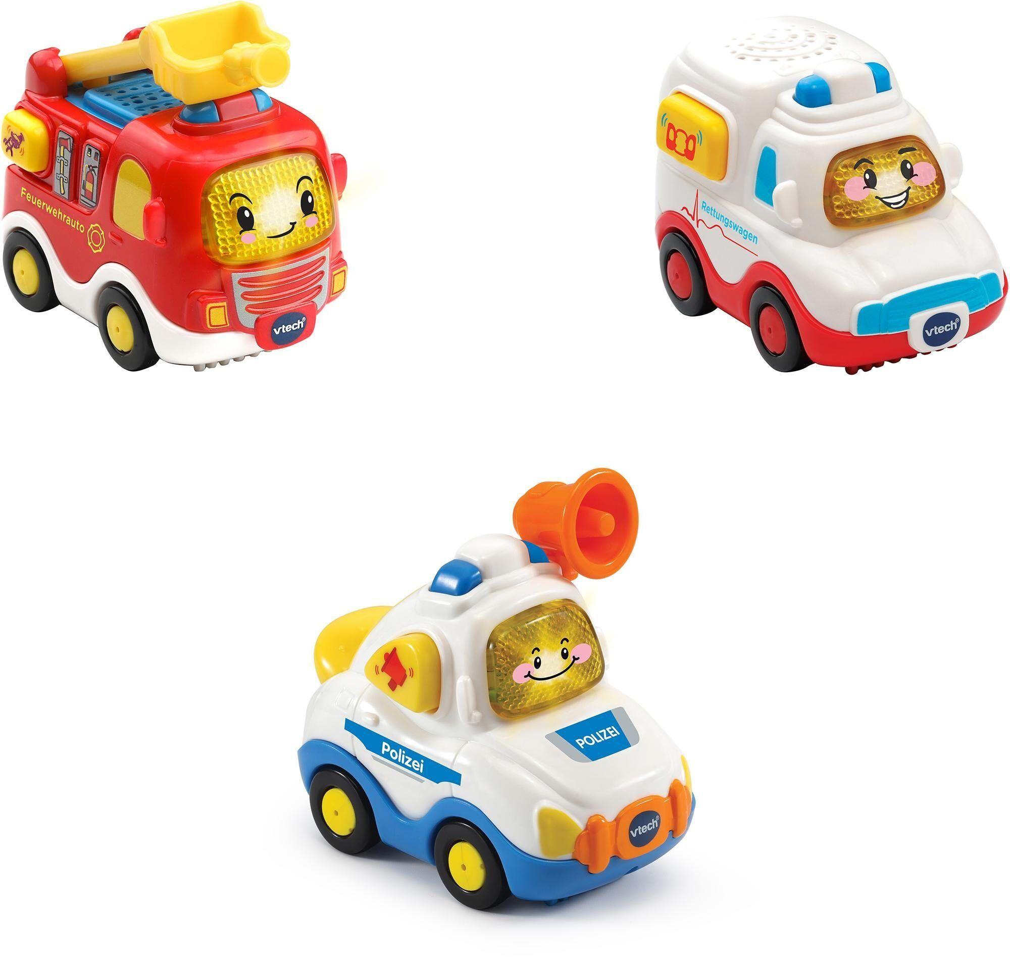 Vtech® Spielzeug-Auto »Tut Tut Baby Flitzer - Einsatzfahrzeuge«