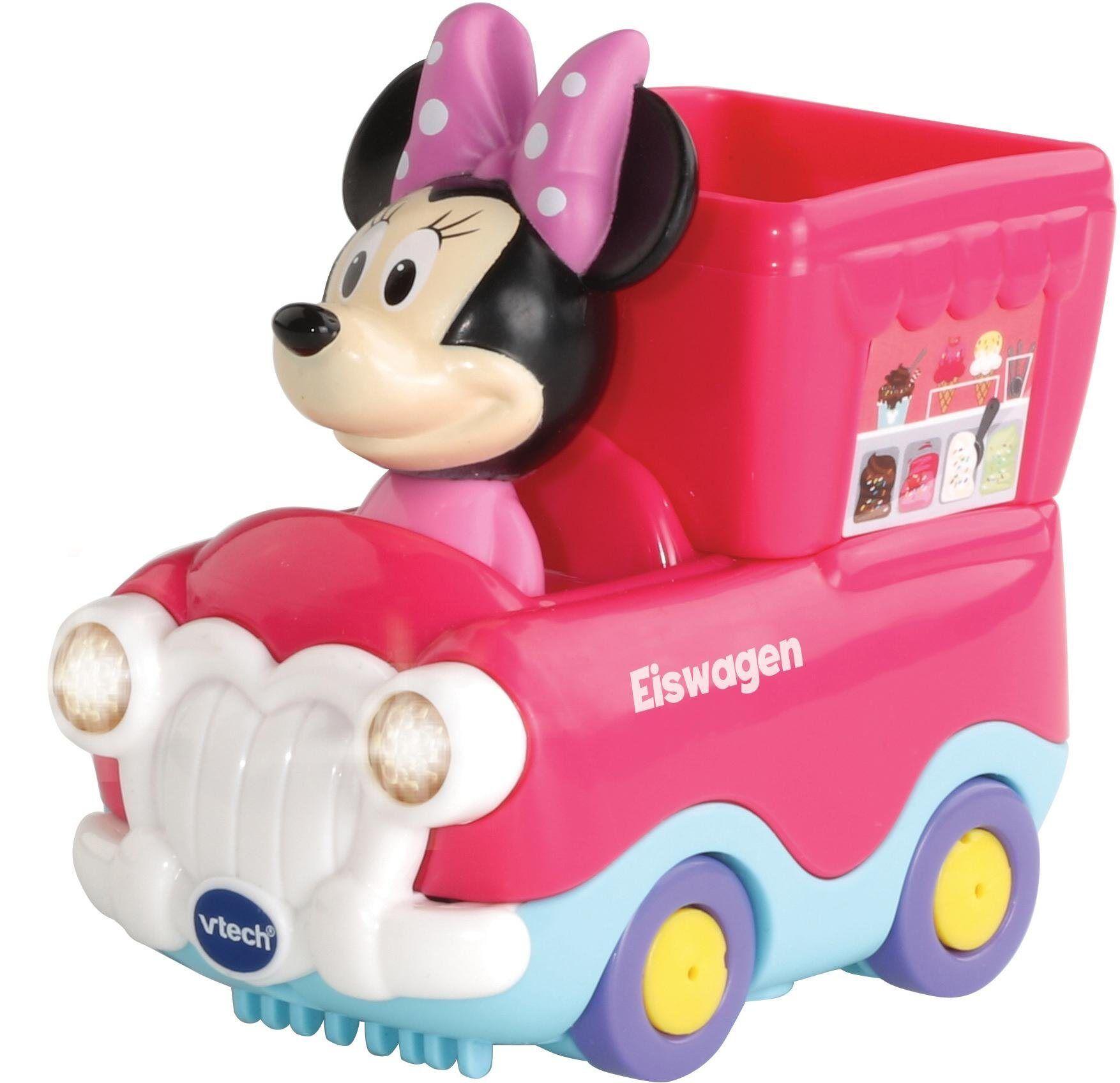 Vtech® Spielzeug-Auto »Tut Tut Baby Flitzer - Minnies Eiswagen«, bunt