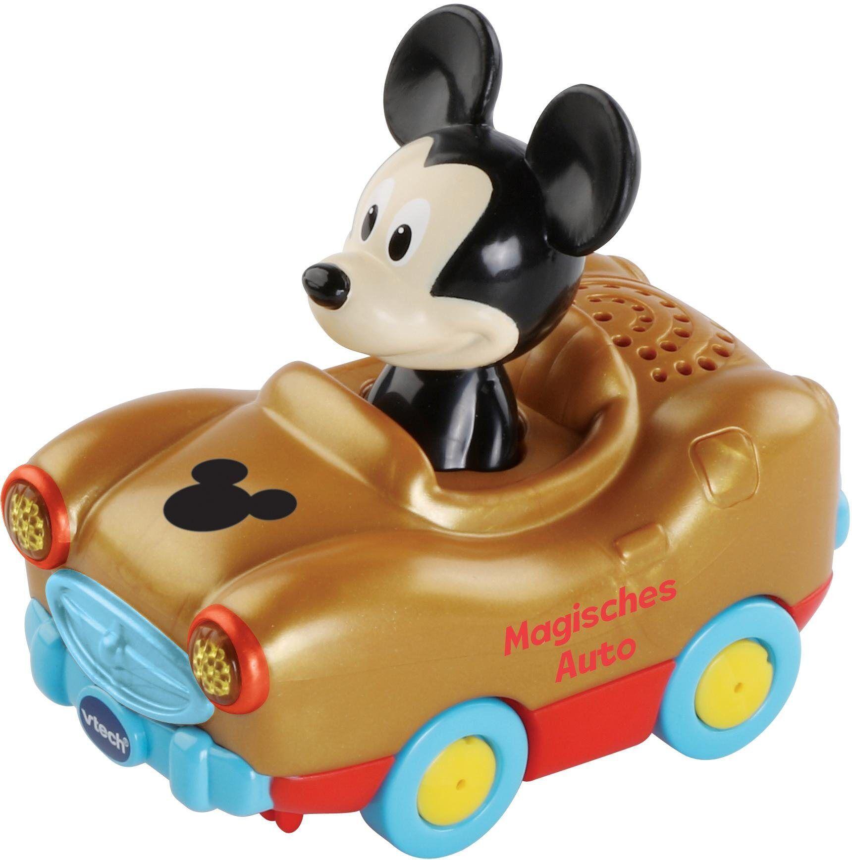 Vtech® Spielzeug-Auto »Tut Tut Baby Flitzer - Mickys magisches Auto«, bunt