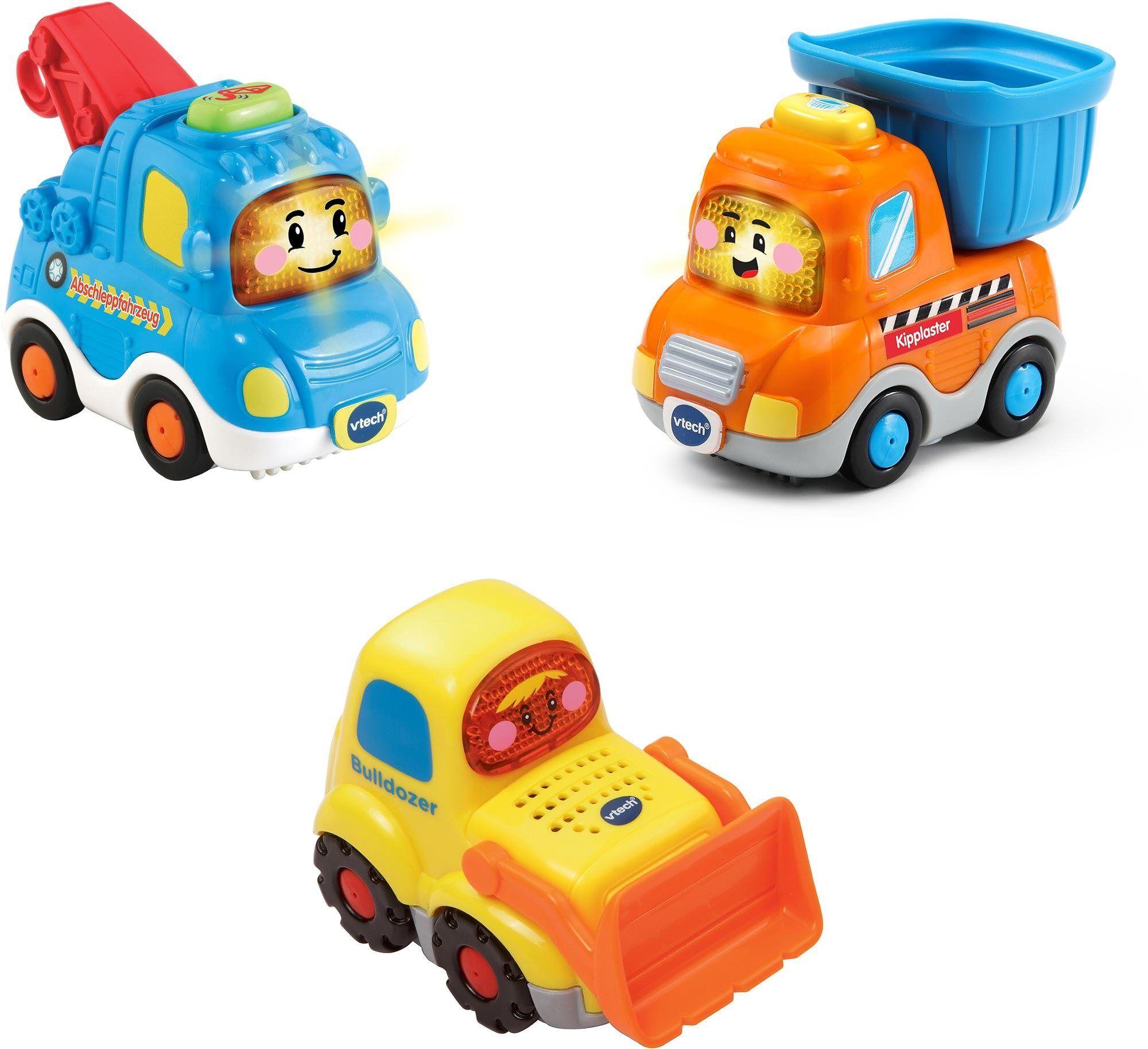 Vtech® Spielzeug-Auto »Tut Tut Baby Flitzer - Baustellenfahrzeuge«