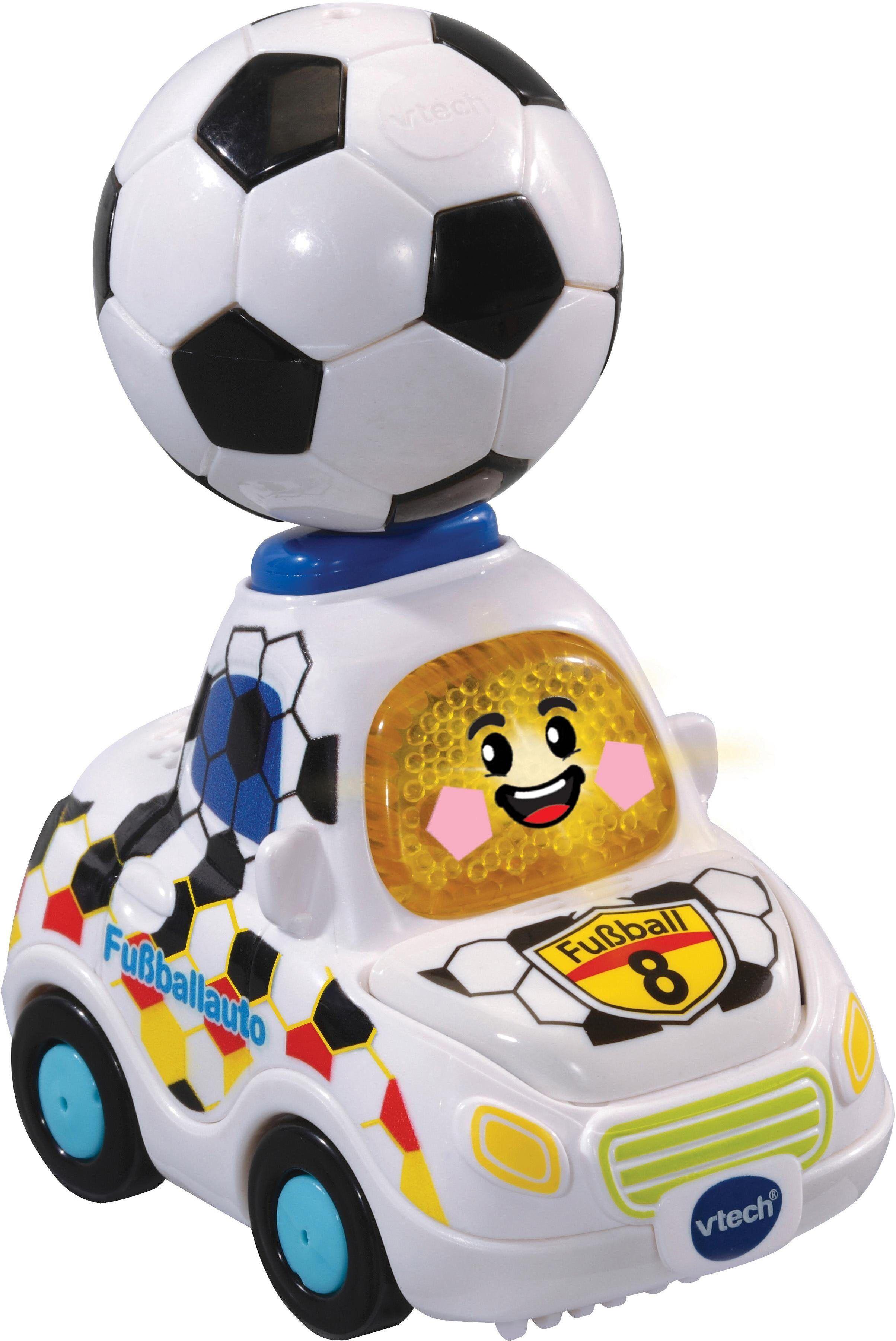 Vtech® Spielzeug-Auto »Tut Tut Baby Flitzer - Special Edition Fußballauto«