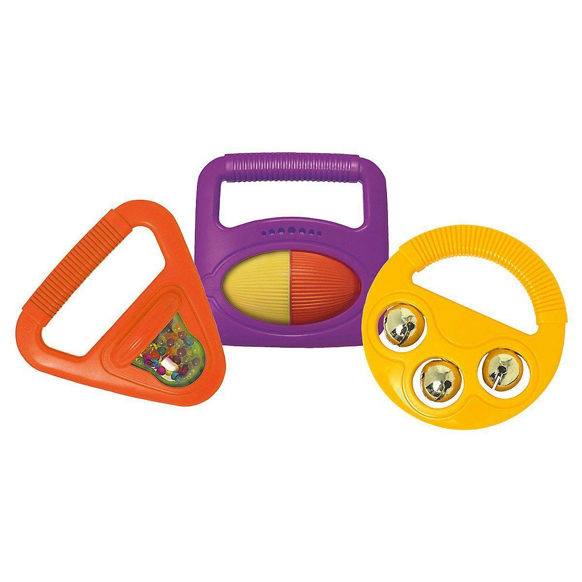 Voggenreiter Spielzeug-Musikinstrument »Baby's Rasselspaß«
