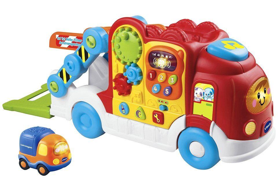 Vtech® Spielzeug-LKW »Tut Tut Baby Flitzer«, rot
