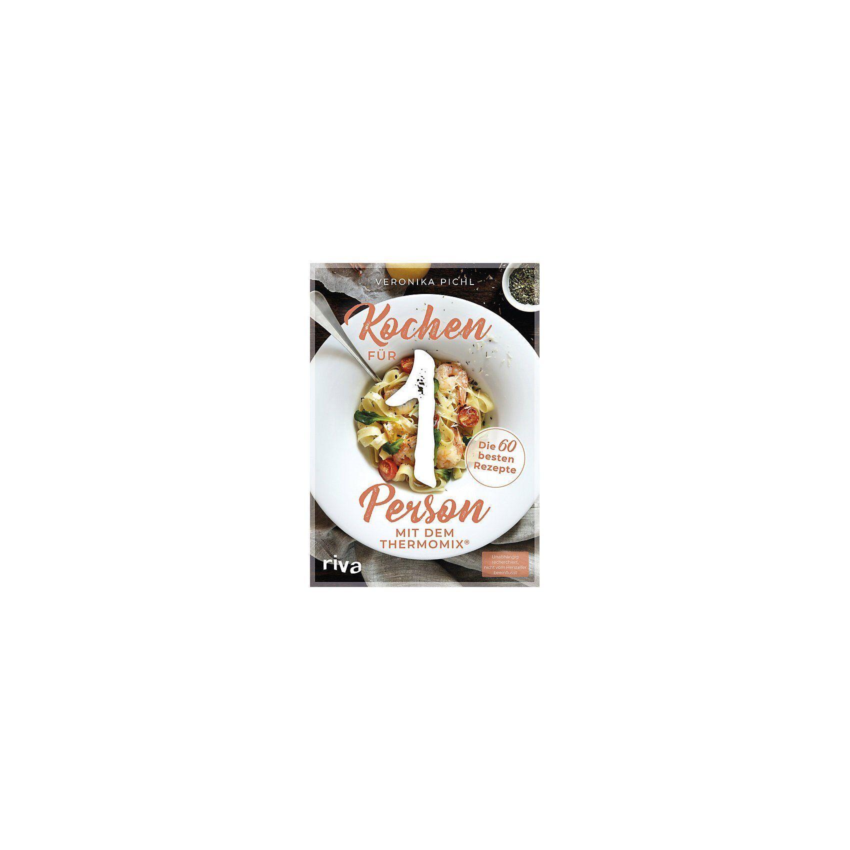 Riva Verlag Kochen für 1 Person mit dem Thermomixę