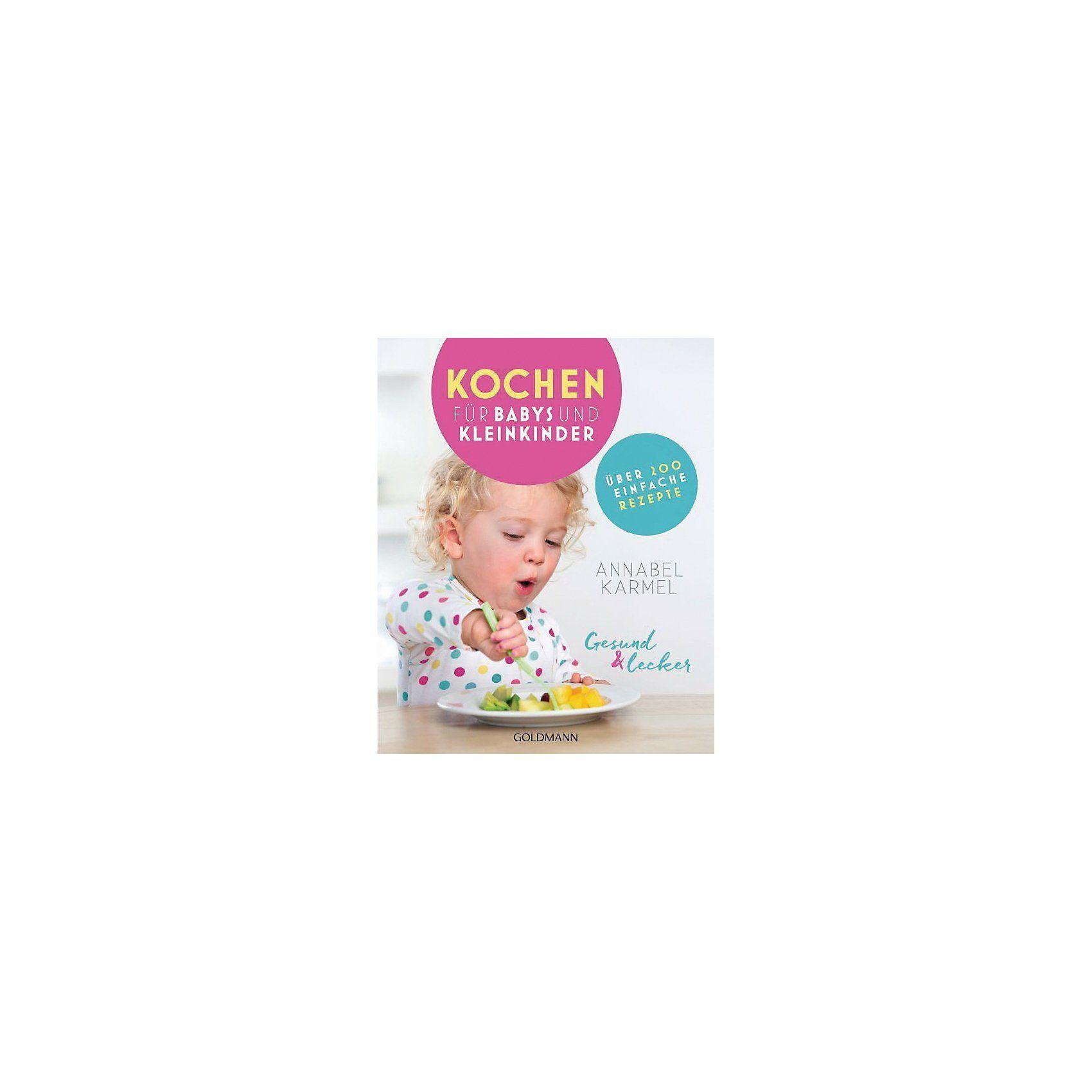 Random House Verlag Gesund und lecker:: Kochen für Babys und Kleinkinder
