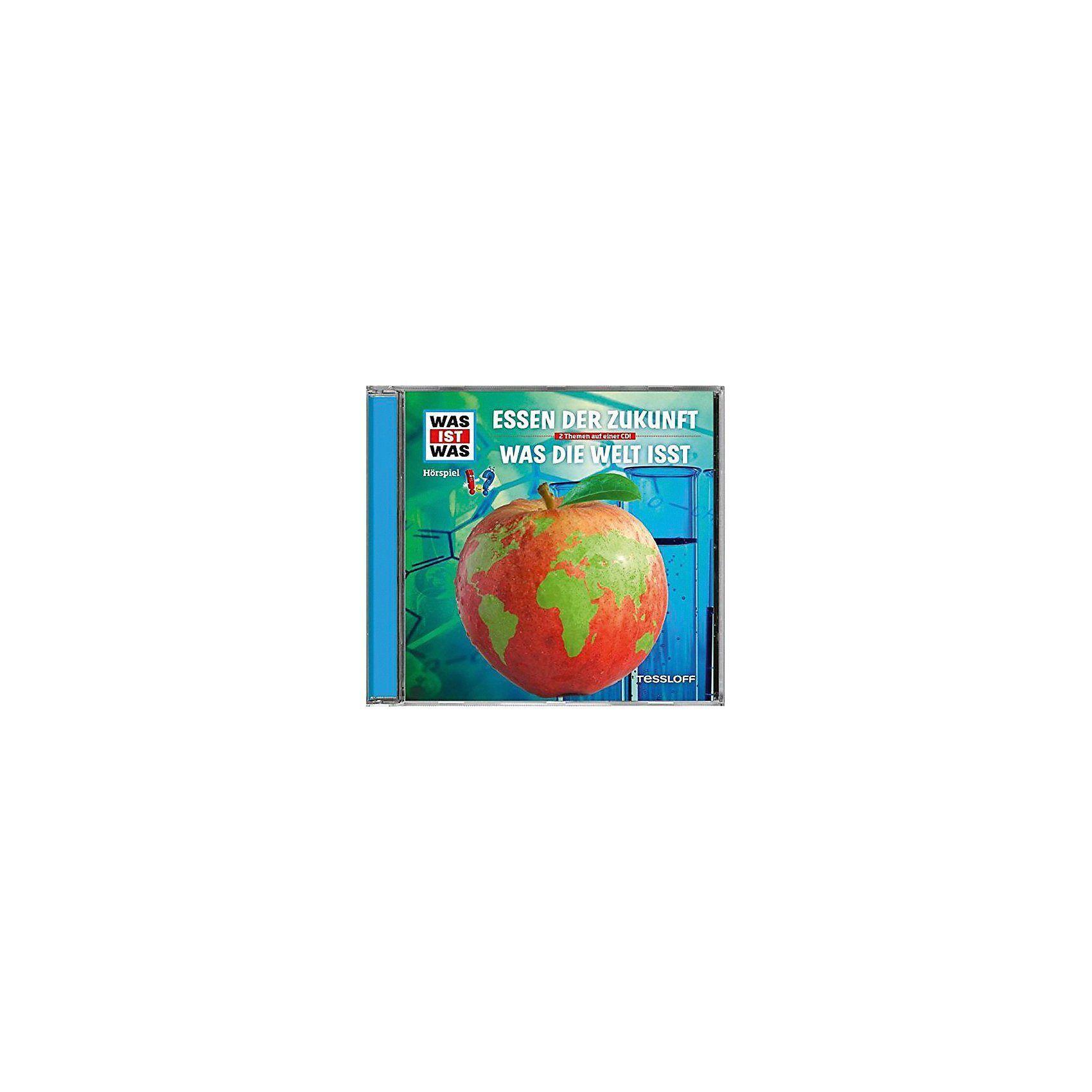 Universal CD Was ist Was 62 - Essen der Zukunft / Was die Welt isst