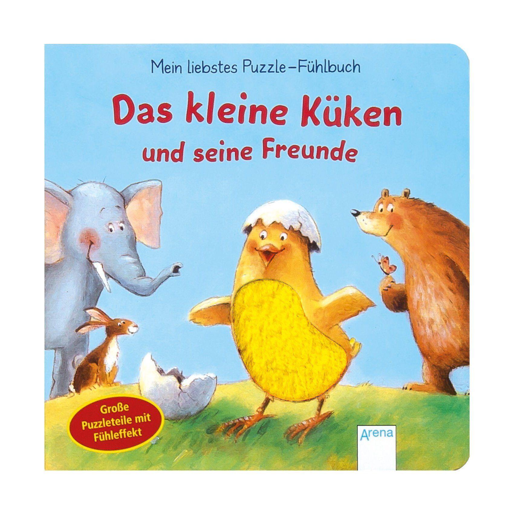 Arena Verlag Das kleine Küken und seine Freunde