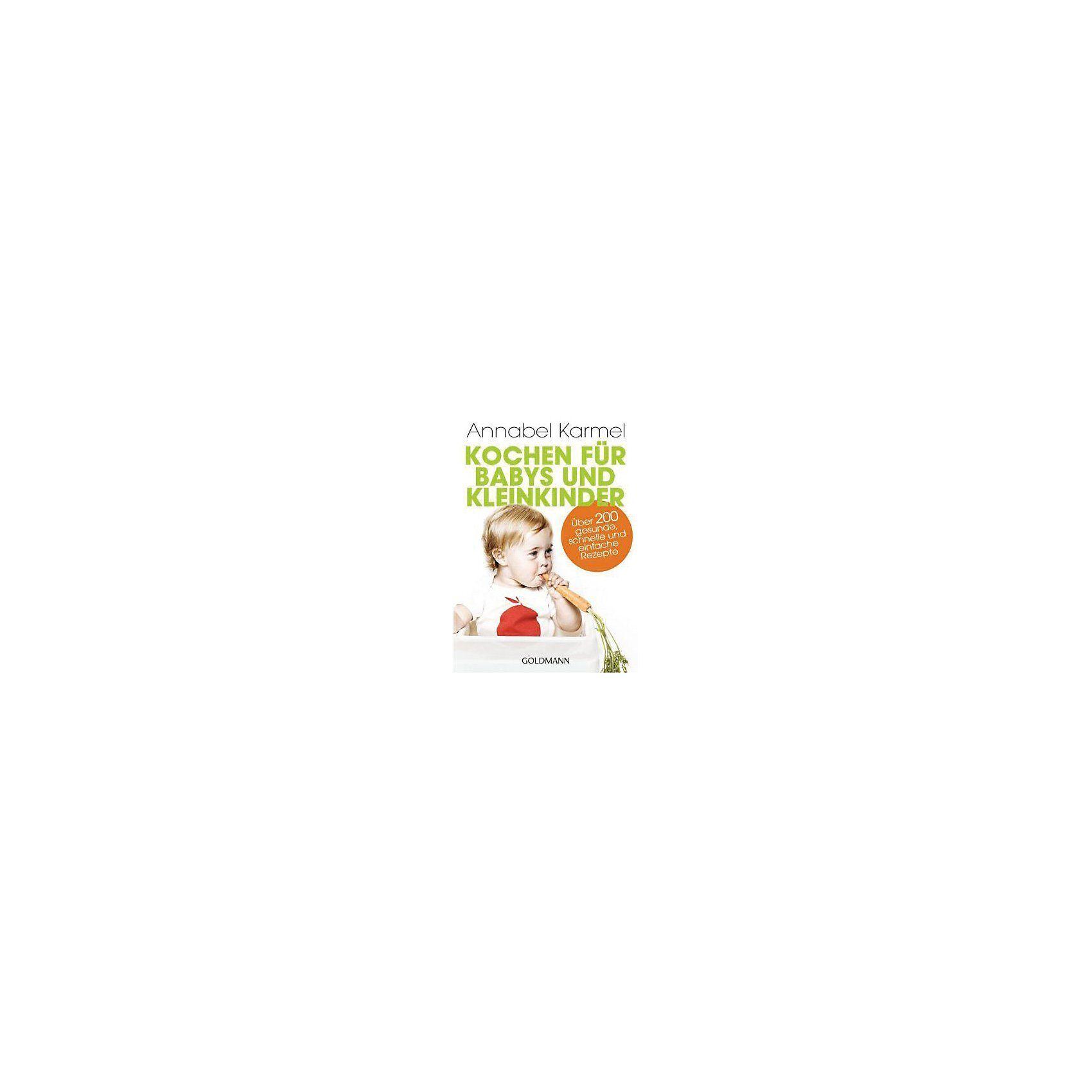 Goldmann Verlag Kochen für Babys und Kleinkinder
