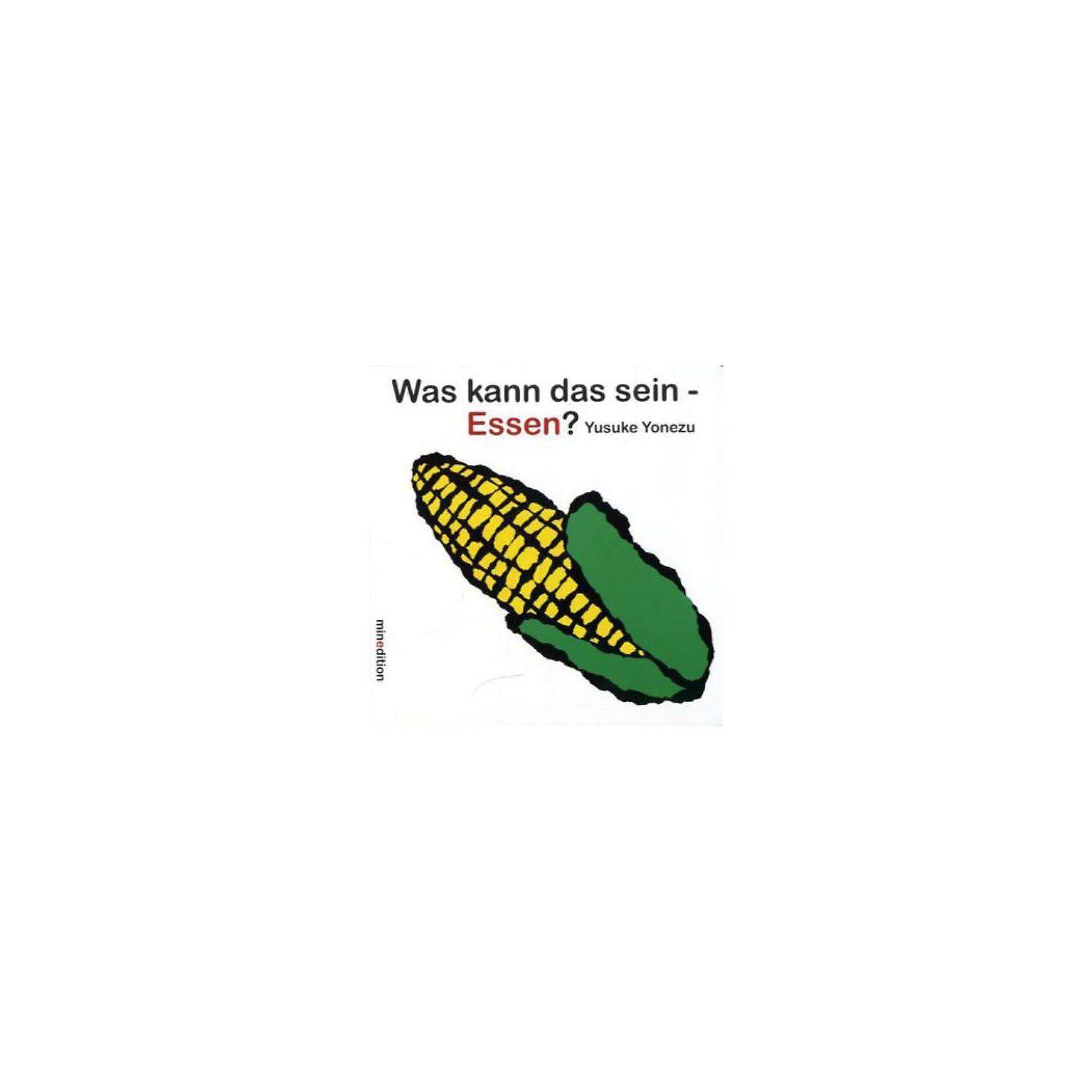 minedition Verlag Was kann das sein - Essen?