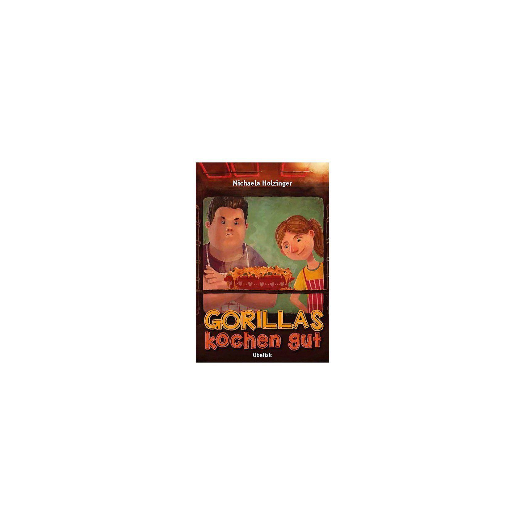 Gorillas kochen gut