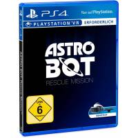 playstation 4 astro bot rescue mission vr