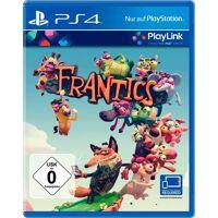 playstation 4 frantics