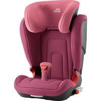 britax römer auto-kindersitz kidfix 2 r, wine rose rosa