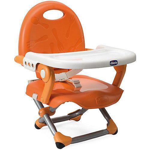 CHICCO Babystuhlsitz Pocket Snack, mandarino orange