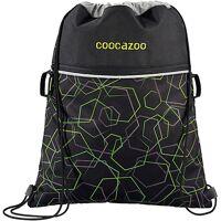 coocazoo sportbeutel rocketpocket2 laserbeam black schwarz
