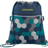 coocazoo sportbeutel rocketpocket2 polygon bricks bunt