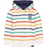 garcia jeans sweatshirt  weiß jungen kleinkinder