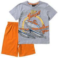 disneyplanes planes schlafanzug  grau/orange jungen kleinkinder