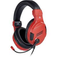 bigben ps4 stereo-headset v3, rot