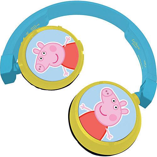LEXIBOOK Peppa Pig Kopfhörer rosa/blau