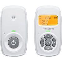 motorola babyphone mbp24 weiß