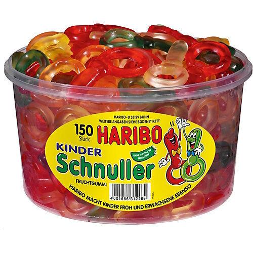 HARIBO Kinder-Schnuller, Dose mit 150 St.